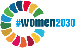 Women2030 Sticky Logo Retina