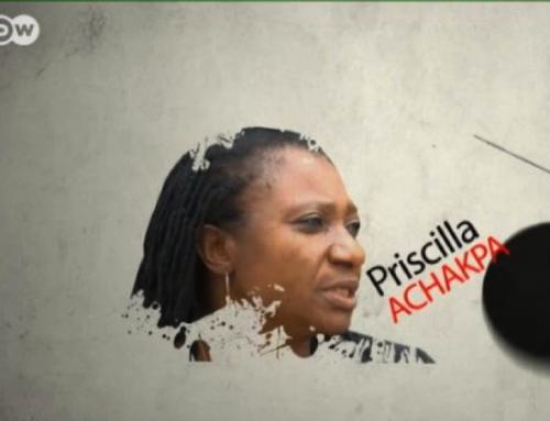 """Priscilla Achakpa, """"Eco Hero"""", Nigeria"""