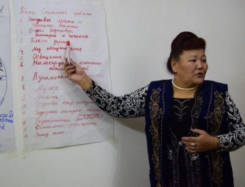 Gulmira Mendibaeva
