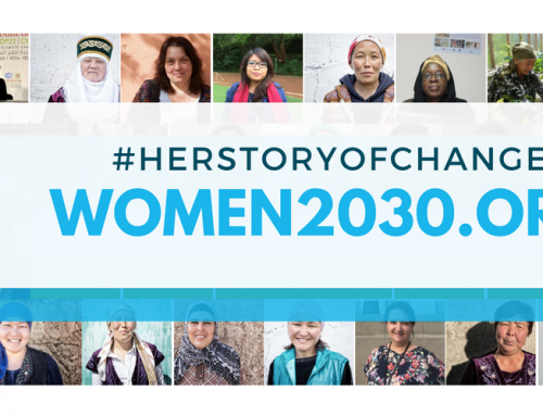 Press release: Women2030 Coalition Launch Website on International Women's Day