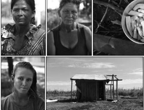 Guahory women fight for the earth