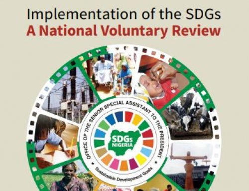 A National Voluntary Review – Nigeria